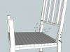Hockey Stick Chair Plans Back Attachment