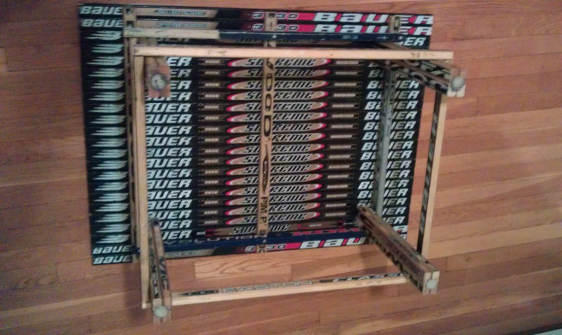 Image Result For Diy Coffee Table Hockey Stick