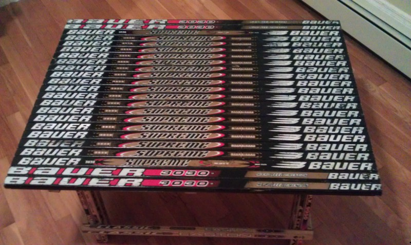 Hockey Stick Coffee Table, Hockey Stick Coffee Table Top