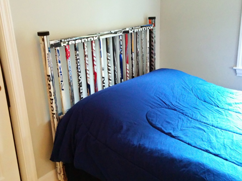 headboard  hockey stick builds, Headboard designs