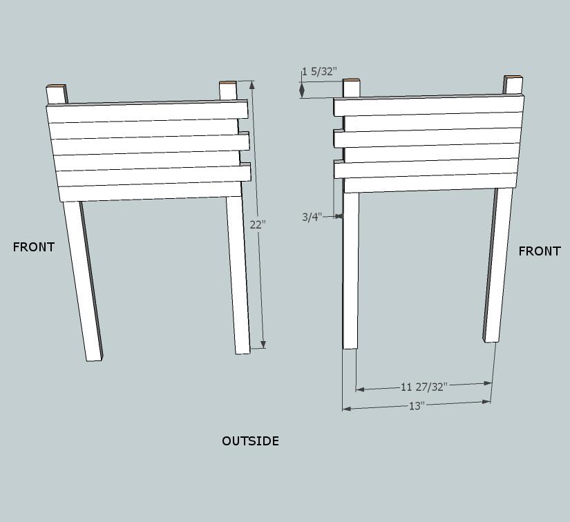 Nightstand | Hockey Stick Builds
