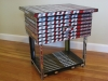 Hockey Stick Nightstand Front