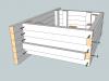 Hockey Stick Nightstand Plans Drawer Shell