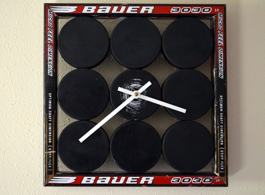 Puck Clock Hockey