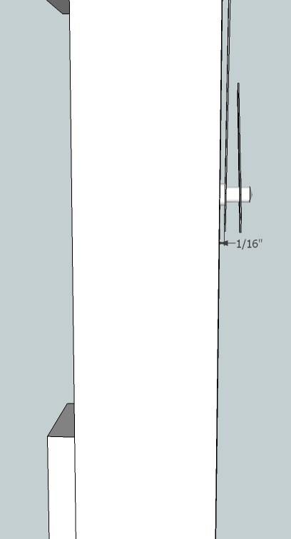 Puck Wall Clock Hockey Stick Builds