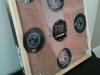 Hockey Stick Clocks Pucks Back